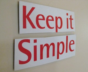 Simple Facebook strategies