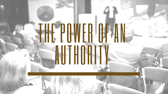 The Power of an Authority